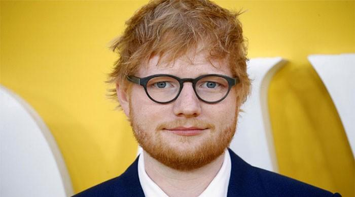 Ed Sheeran crowned No. 1 artist of the decade