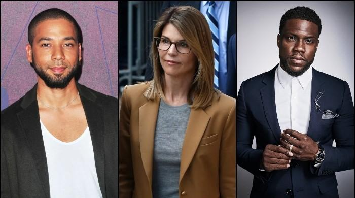 Jussie Smollett, Kevin Hart, Lori Loughlin are this year's most Googled actors in US
