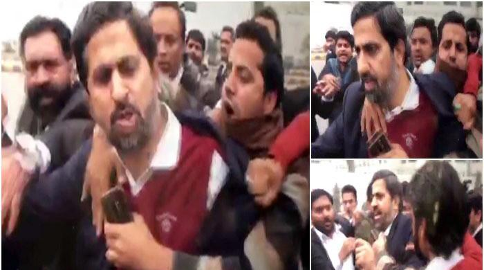 Lawyers fired shots, attempted to kidnap me: Fayyaz Chohan