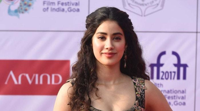 Janhvi Kapoor snapped looking gorgeous as she steps out into the city