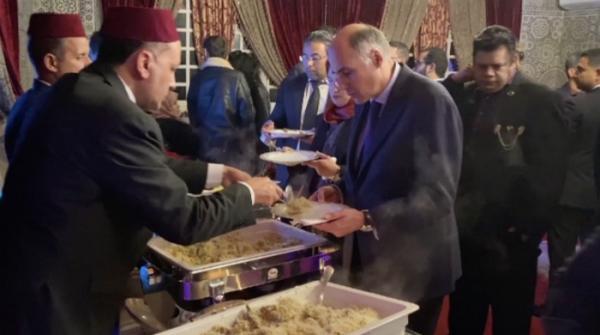 Pakistani biryani comes to Morocco
