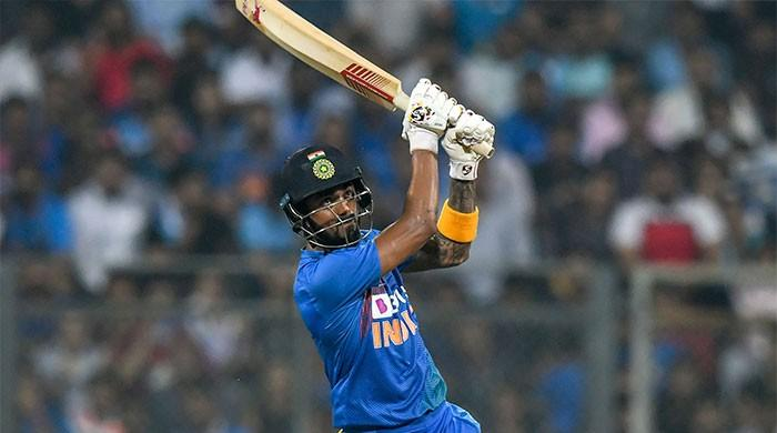 India post 240-3 after Rahul, Sharma, Kohli blitz