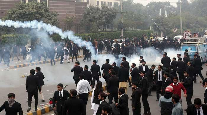Lawyers, doctors go on strike after Lahore hospital clash