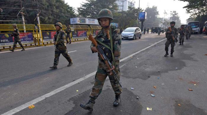 Indian Army deployed to curb protests over 'anti-Muslim' citizenship law