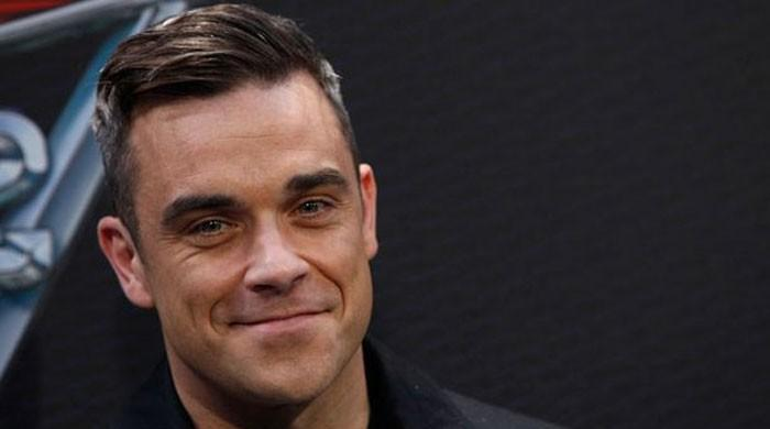 Robbie Williams reveals his daughter is ready for a career in music