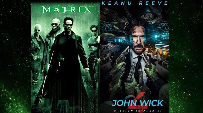 'The Matrix 4' to compete with 'John Wick 4' after opening day rakes in