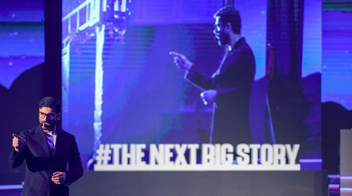 Fawad Khan in search of 'The Next Big Story'
