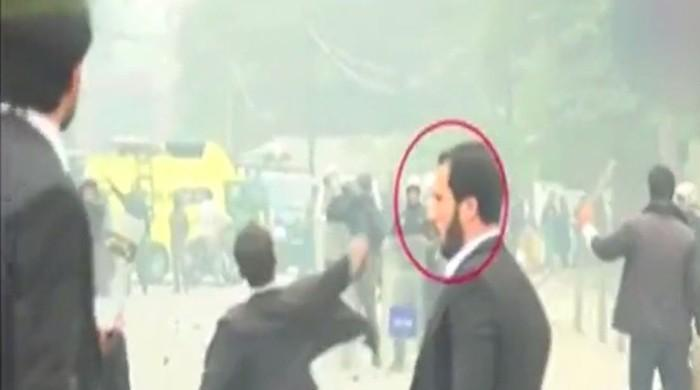 PM Imran's nephew had taken part in the lawyers protest in Lahore