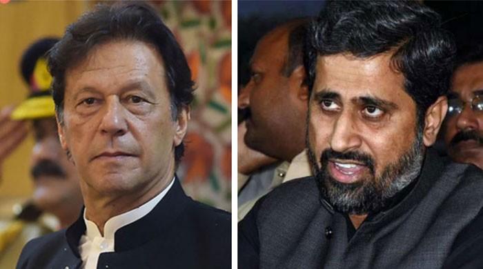 PM Imran telephones Fayyaz-ul Hasan Chohan, praises minister's courage