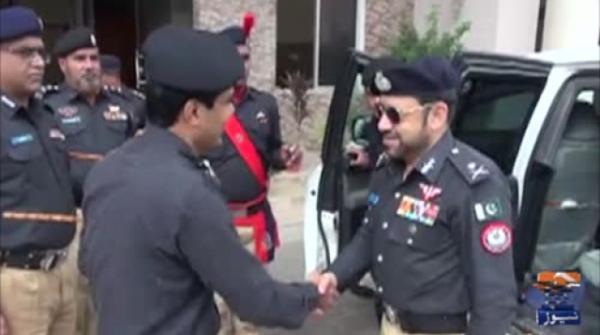 سندھ پولیس میں تبادلے ، آئی جی کا چیف سیکریٹری کو خط