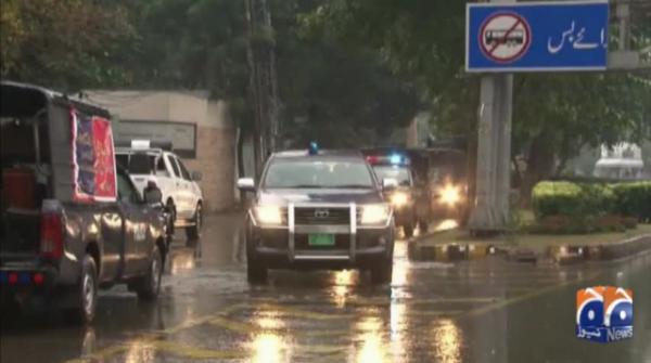 لاہور پی آئی سی حملہ: 46 گرفتار وکلا جوڈیشل ریمانڈ پر جیل منتقل