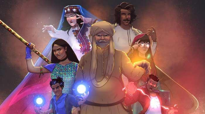 Meet Paak Legion: Our very own group of Pakistani superheroes