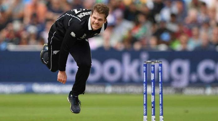 Injury prevents New Zealand's Ferguson from bowling in Perth