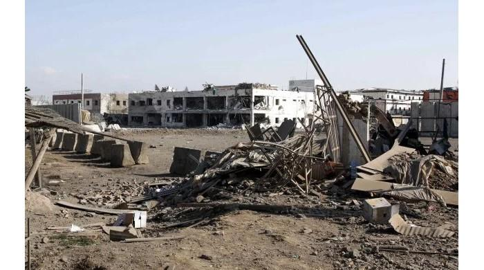 Ten civilians killed in bomb blast in eastern Afghanistan