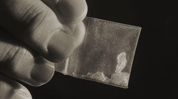 Crystal meth, heroin recovered from Saudi-bound man at Islamabad airport