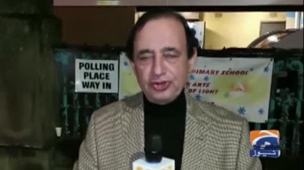 Geo News Special – UK Election: Live Reporting From A Polling Station In Glasgow