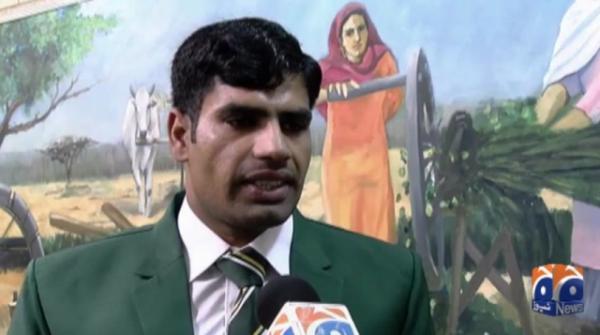 ایتھلیٹ ارشد ندیم ٹوکیو اولمپکس میں بھی میڈل جیتنے کیلئے پر عزم
