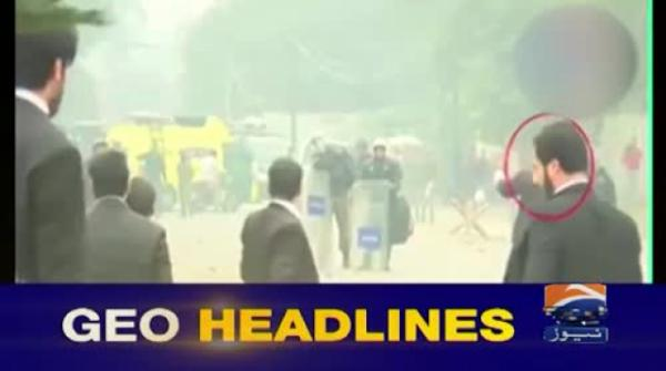 Geo Headlines 08 PM | 13th December 2019