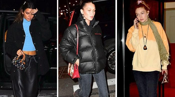 Kendall Jenner, Gigi, Bella Hadid have a girls night out as they get papped in NYC