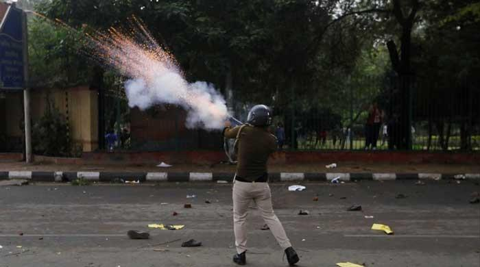 Clashes erupt in Delhi over citizenship law; Japan PM cancels visit