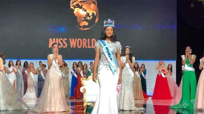 Jamaican beauty becomes Miss World 2019