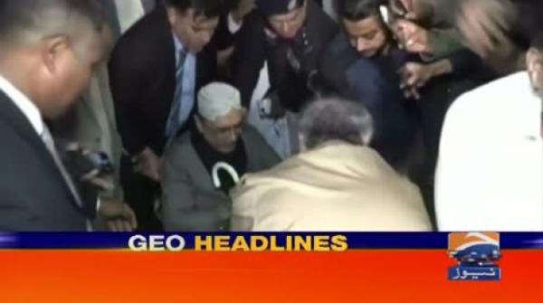 Geo Headlines 12 AM | 14th December 2019