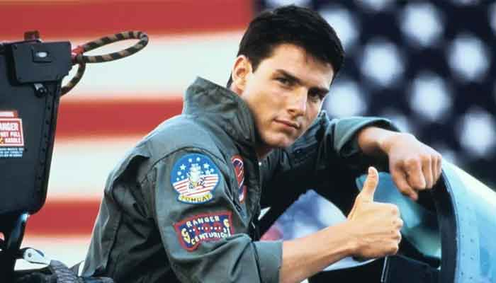 Tom Cruise gives fans a sneak peek at Top Gun: Maverick