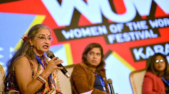 Karachi's public spaces as a no-go area for women