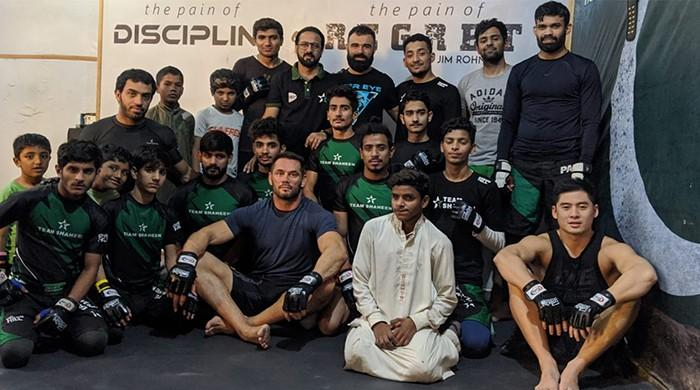 MMA legend Rich Franklin marvels at Pakistan's 'preserved culture, friendly people' on maiden visit
