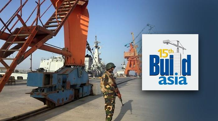 Build-Asia Exhibition and the state of Pakistan's economy