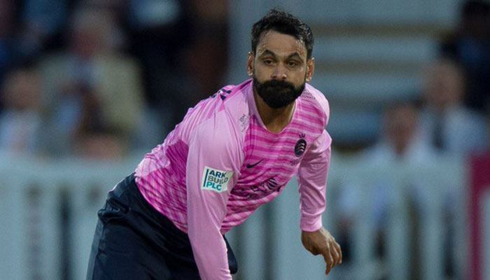 European Central Bank bans Mohammad Hafeez from all English competitions for illegal bowling action