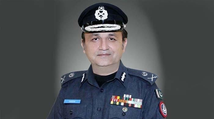 Govt decides to replace KP IGP Dr Naeem Khan: sources