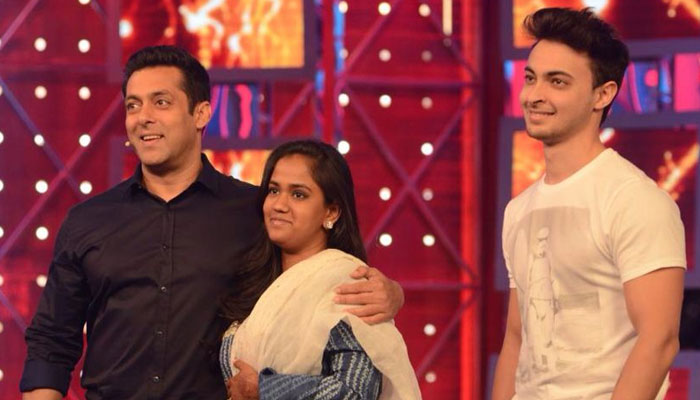 Salman Khans brother-in-law Aayush chose the most precious gift for him