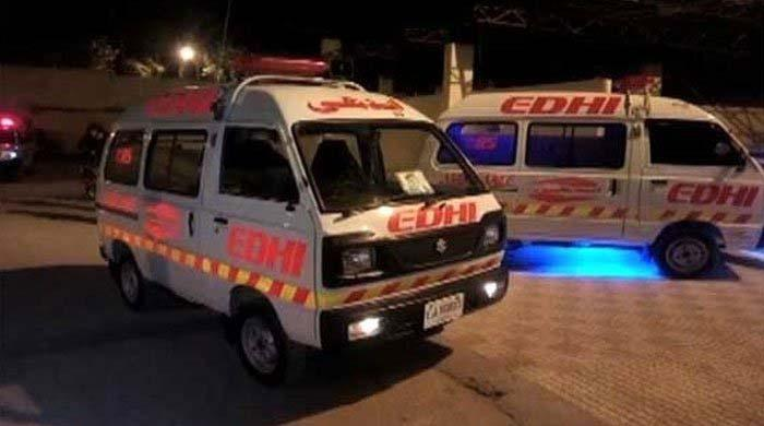 At least 14 injured by aerial firing on New Year's Eve in Karachi