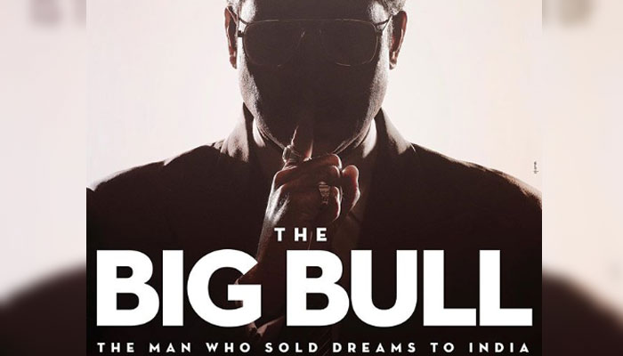 The Big Bull: Abhishek Bachchan sports intense look in the poster