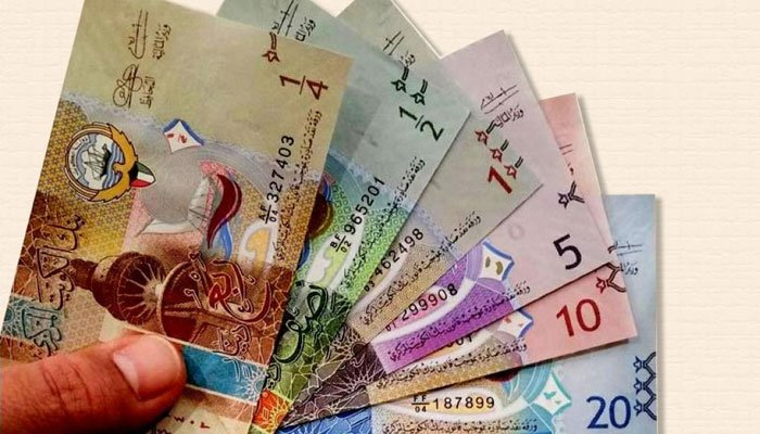 Kuwaiti Dinar To Pkr Kwd Rates