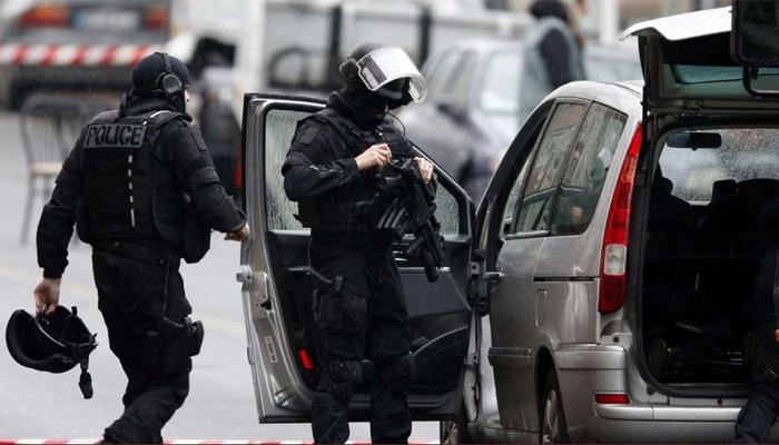 Man shot dead after fatal stabbing in France
