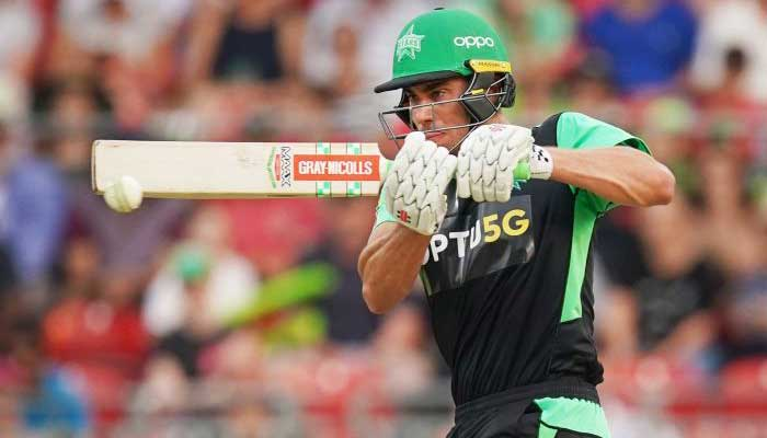 Melbourne Stars beat Sydney Thunder in Big Bash League