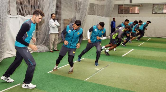 Fitness tests underway at NCA with just 10 cricketers