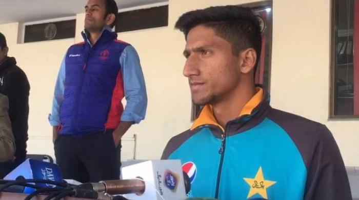 U-19 captain Rohail Nazir confident ahead of departure for World Cup