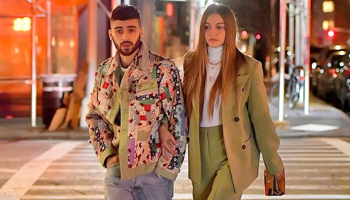 ON AGAIN: Zayn Malik, Gigi Hadid confirm reunion at birthday bash