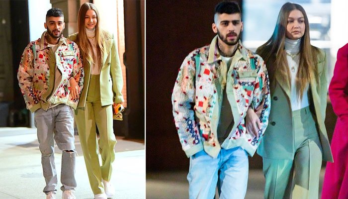 Gigi Hadid and Zayn Malik are back on... again