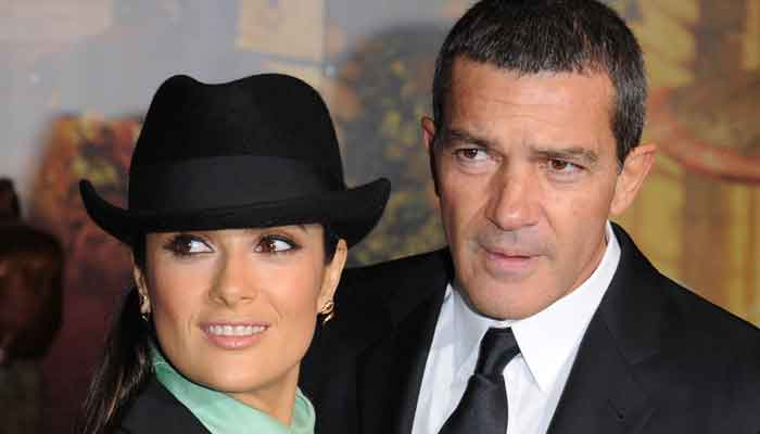 Salma Hayek elated over Antonio Banderas Oscar nomination