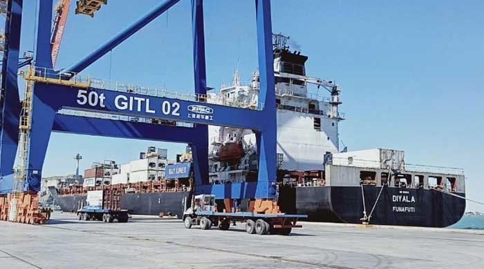 Gwadar port starts handling Afghan transit trade: report