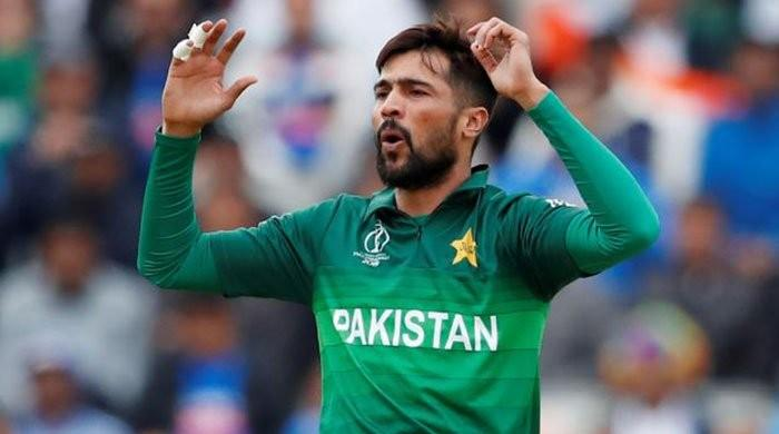 T20 omission is punishment for Test retirement, Amir alleges in deleted tweet
