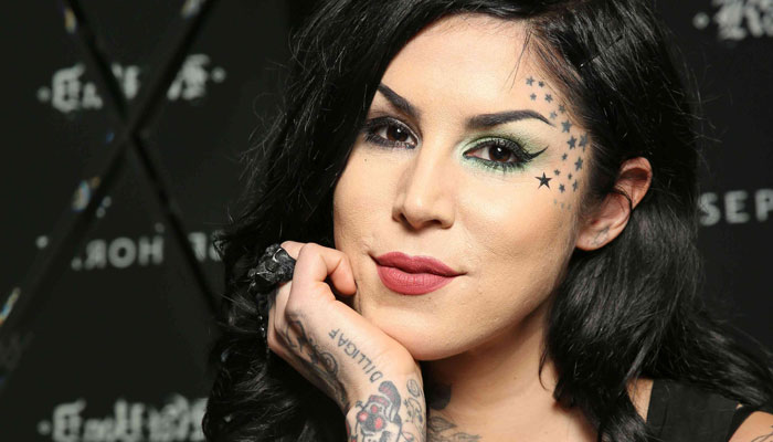 Kat Von D Is Selling Her Makeup Brand Kat Von D Beauty