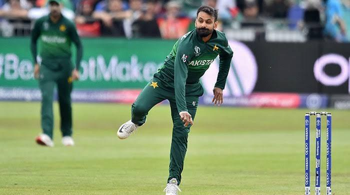 Mohammad Hafeez says to retire from international cricket after World T20