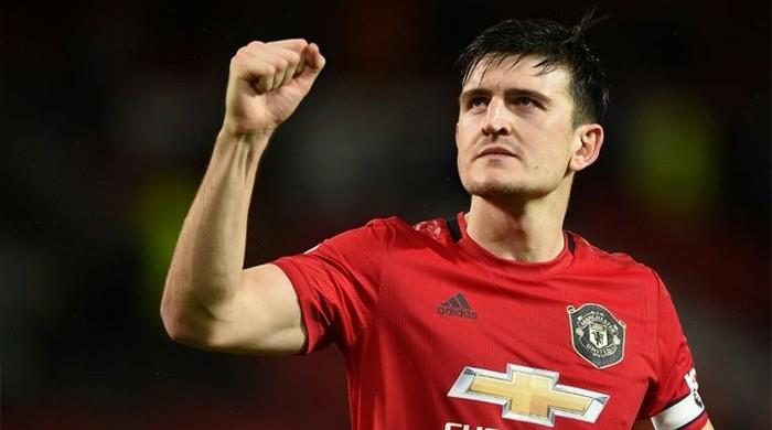 Harry Maguire named new Manchester United captain six months after transfer