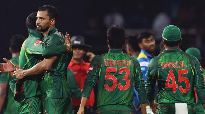 Bangladesh announces T20I squad for Pakistan series