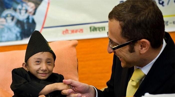 World's shortest man Khagendra Thapa Magar dies at age 27